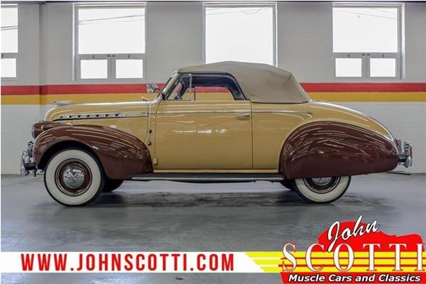 Chevrolet Special Deluxe Convertible Extremely RARE 1940