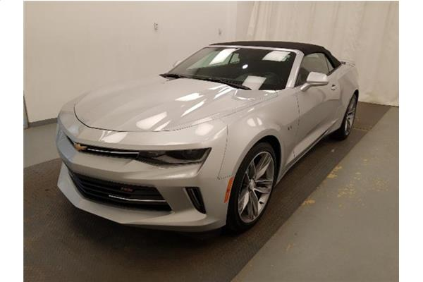 Chevrolet Camaro 1LT Convertible - 2.0L Turbo - only 5,500 KM! 2018